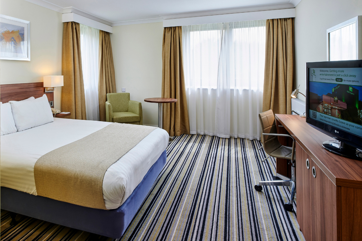 Standard Rooms Holiday Inn - Haydock M6 J23